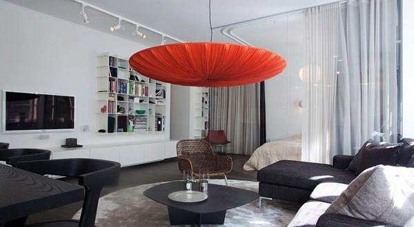 Apartamento dise o interior moderno hoy lowcost for Diseno interior moderno