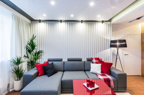 cortinas en decoracion moderna