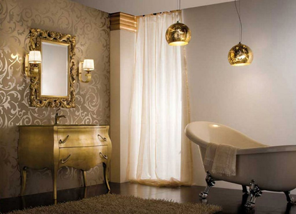 casas lujosas con baños de lujo