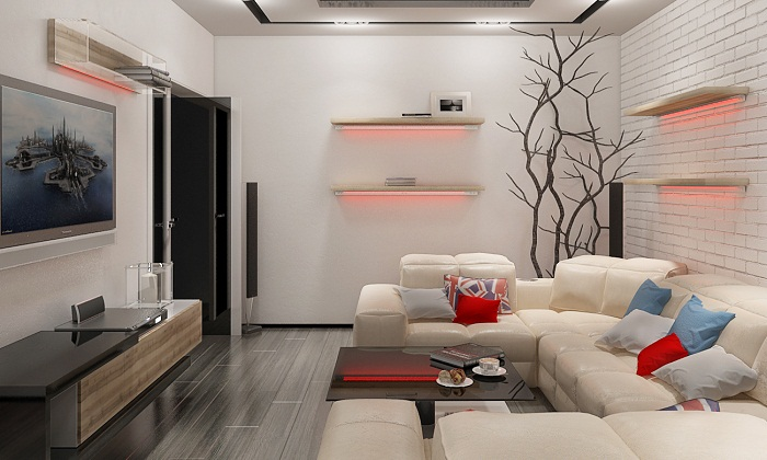 decoracion estilo minimalista