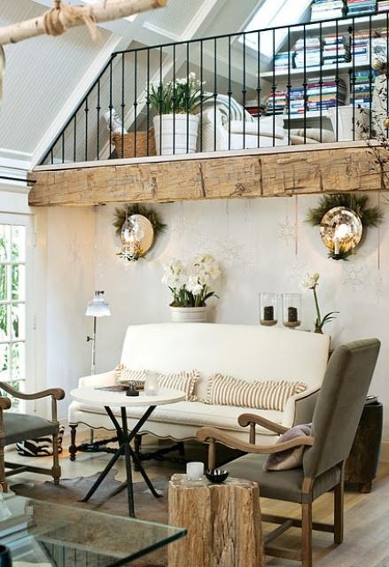 Como decorar un sal n 7 reglas de oro hoy lowcost for Plantas salon decoracion