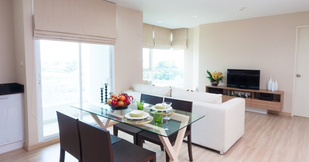 decoracion salon comedor moderno | Hoy LowCost