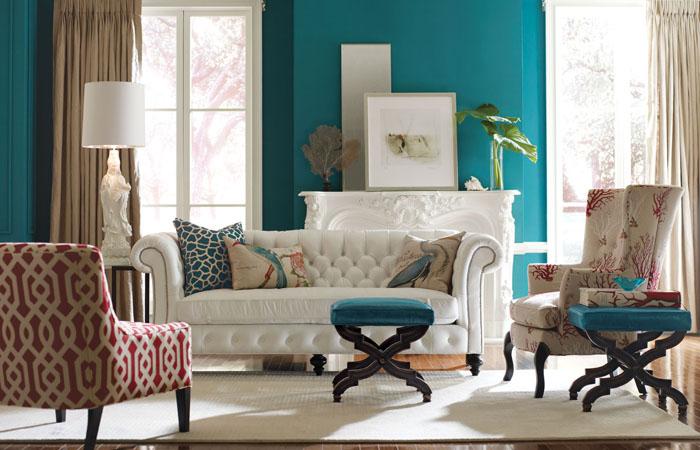 muebles auxiliares casas lujosas