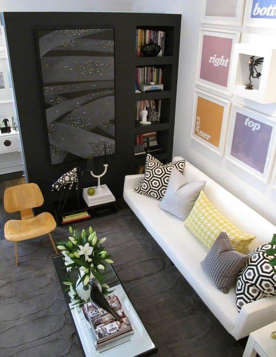 decoracion salones minimalistas