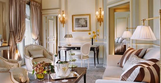 casas lujosas detalles dorados