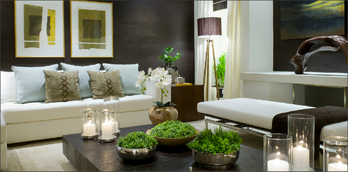 Como decorar un sal n 7 reglas de oro hoy lowcost for Sala de estar rustica y moderna