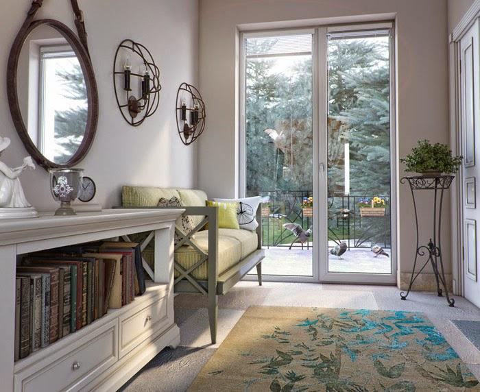 Detalle decoracion muebles restaurados hoy lowcost Accesorios para decorar interiores