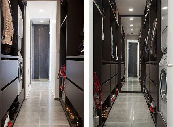 diseño interior armarios empotrados