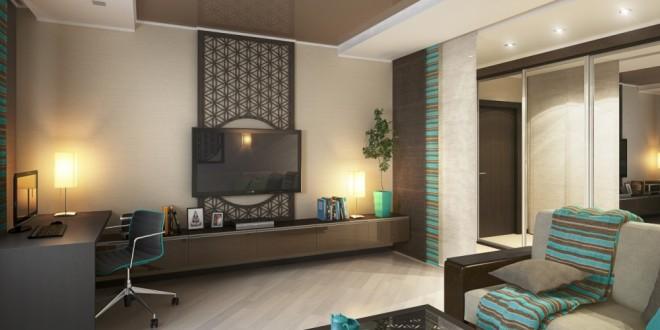 diseño interior de salon oficina | Hoy LowCost