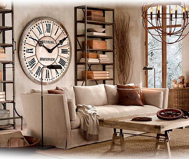diseño interior estilos combinados