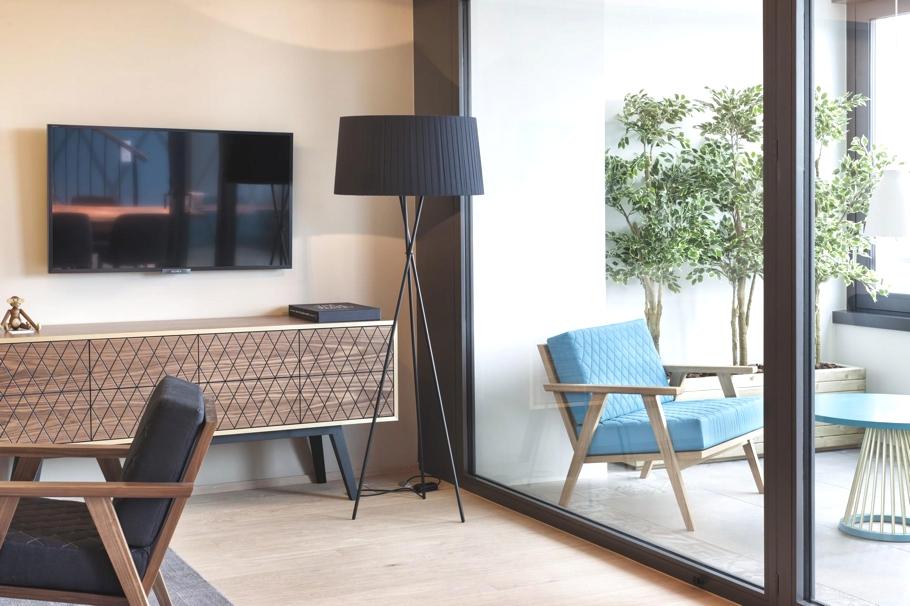diseño interiores minimalista