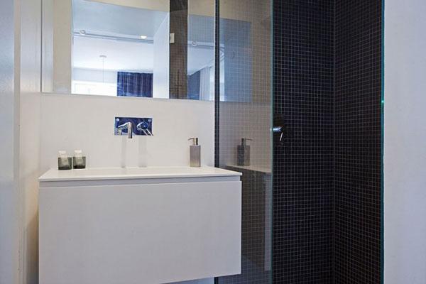 diseño interios baño estilo moderno