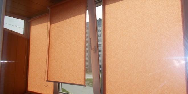 estores enrollables ventanas abatibles