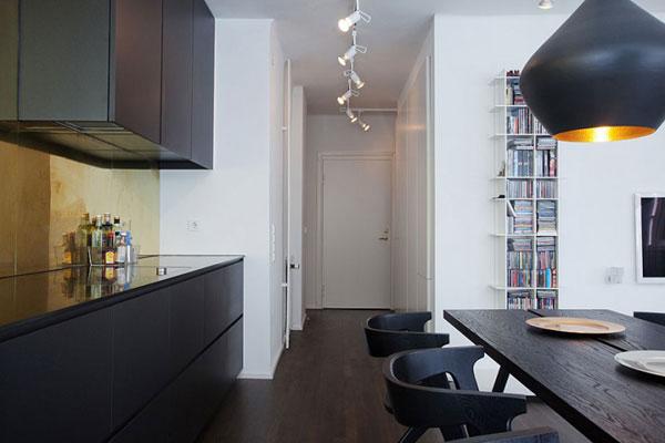 muebles modernos espacios pequeños