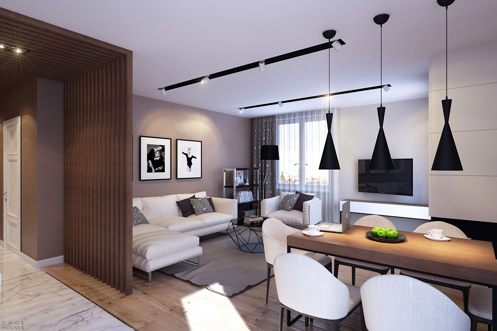 Como decorar un sal n 7 reglas de oro hoy lowcost for Design of appartement