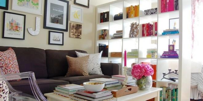 Como decorar un salón. 7 Reglas de oro