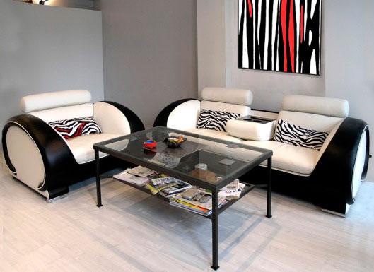 sofas diseño en decoracion