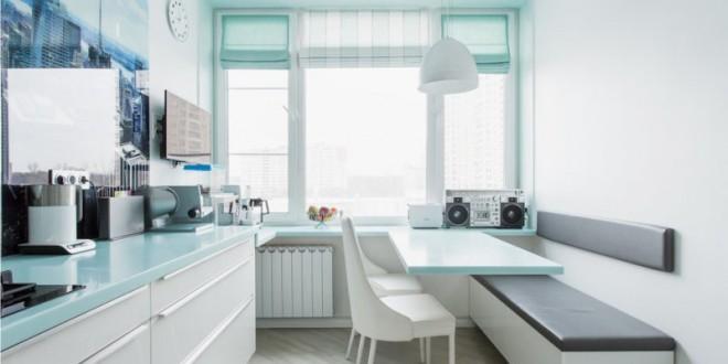 Cocinas blancas encimeras granito hoy lowcost - Encimeras cocinas blancas ...