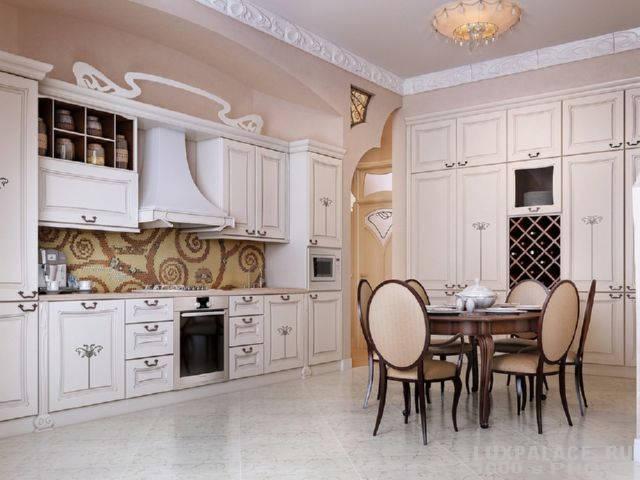 cocinas blancas estilo clasico - Cocinas Clasicas Blancas