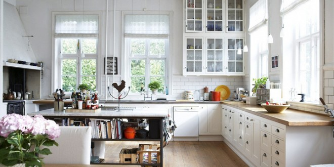 diseño cocinas blancas | Hoy LowCost