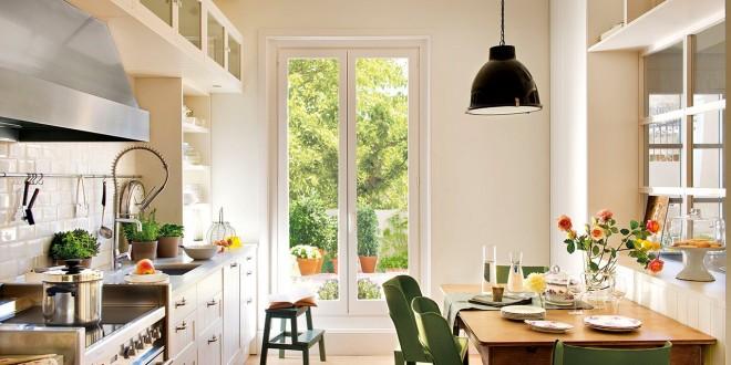 Estilo nordico cocinas hoy lowcost for Cocina estilo nordico