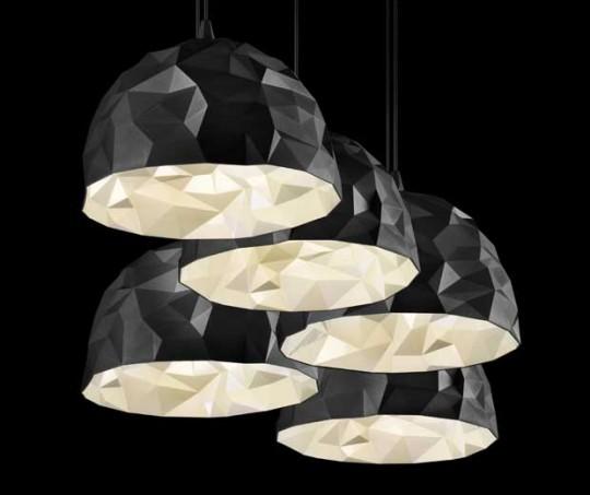 Tipos de lamparas modernas