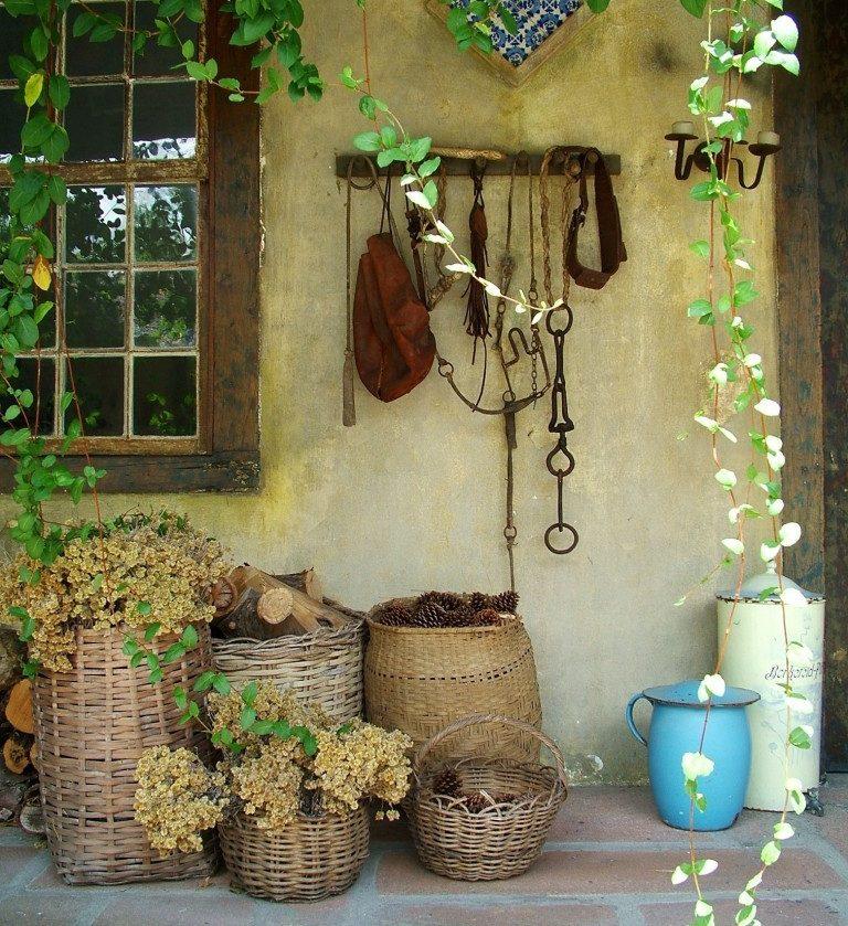 Jardines r sticos tendencia e ideas hoy lowcost for Jardines exteriores pequenos para casas