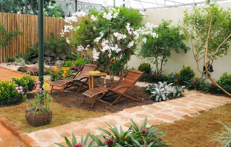 Jardines r sticos tendencia e ideas hoy lowcost for Jardines rusticos