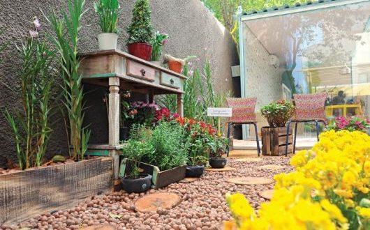 jardines rusticos sencillos y baratos hoy lowcost