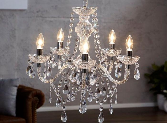 tipo de lamparas clasicas