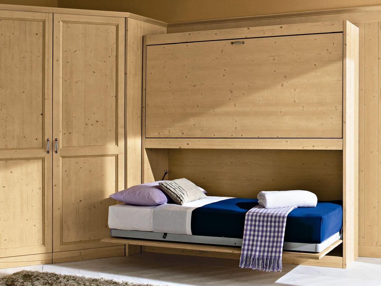 Literas abatibles soluci n en habitaciones compartidas - Habitaciones camas abatibles ...