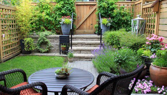 tendencias decoracion jardines rusticos | Hoy LowCost