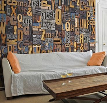 Paneles decorativos y revestimientos para paredes hoy for Fotomurales baratos