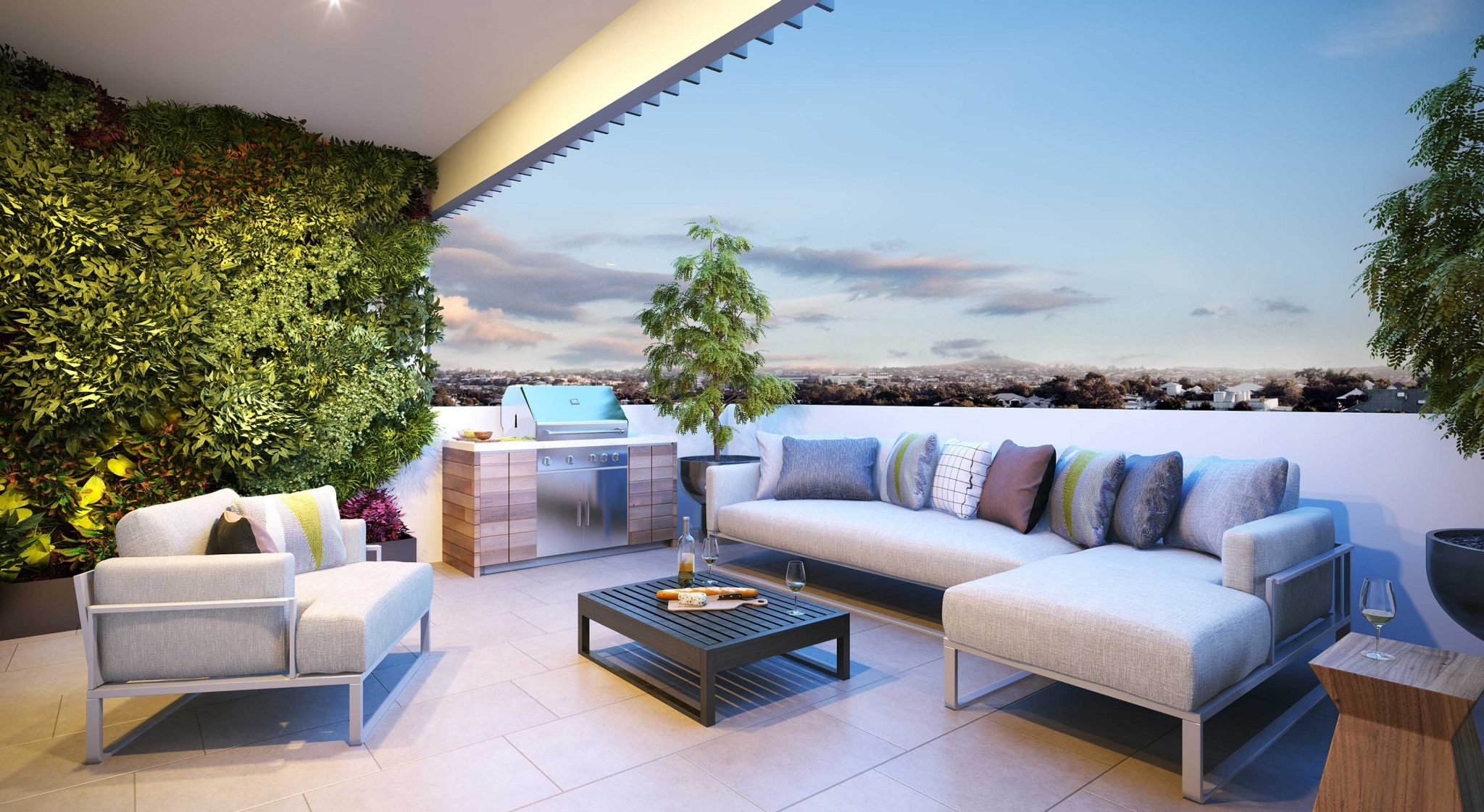 Crea tu terraza chill out por poco dinero hoy lowcost for Muebles chill out exterior