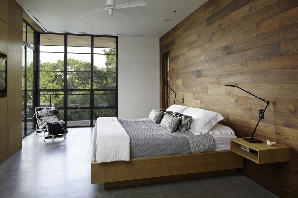 Ideas geniales en revestimiento de paredes hoy lowcost - Pared de madera decoracion ...