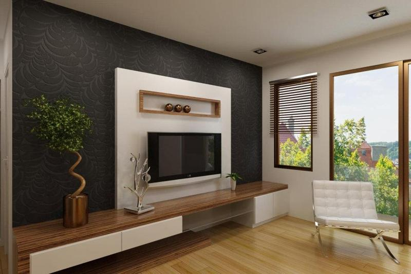 ideas geniales en revestimiento de paredes hoy lowcost. Black Bedroom Furniture Sets. Home Design Ideas