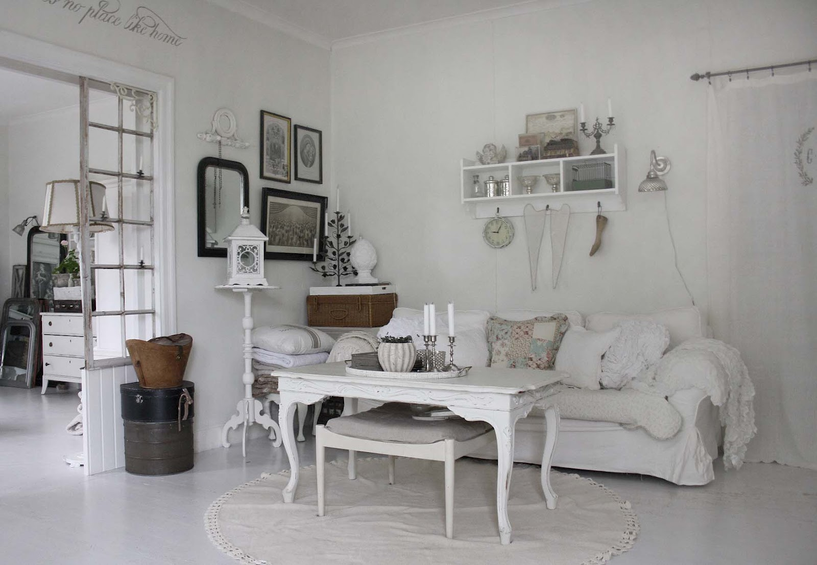 decoracion shabby chic low cost
