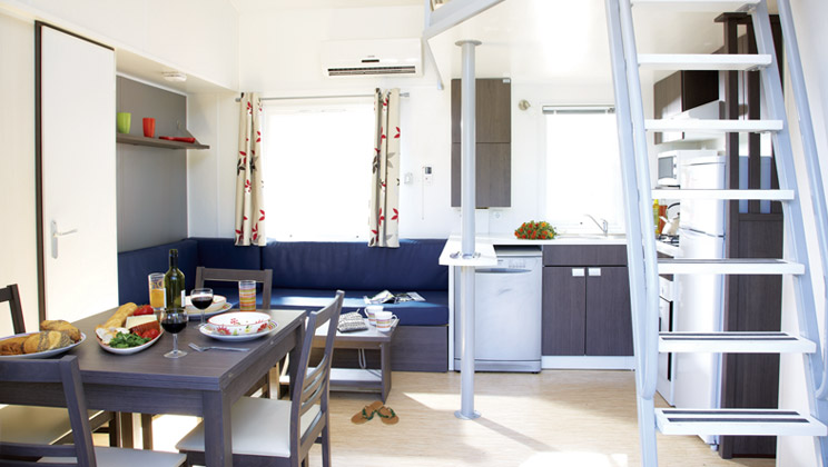 Dise o de interiores peque os lofts hoy lowcost for Diseno de espacios interiores