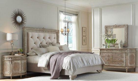 Dormitorio clasico shabby chic hoy lowcost - Dormitorio shabby chic ...
