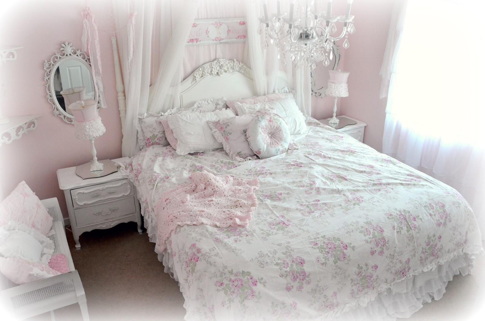 dormitorio shabby chic