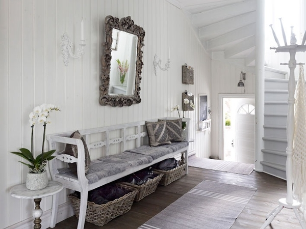 recibidores baratos ideas para enamorar hoy lowcost. Black Bedroom Furniture Sets. Home Design Ideas