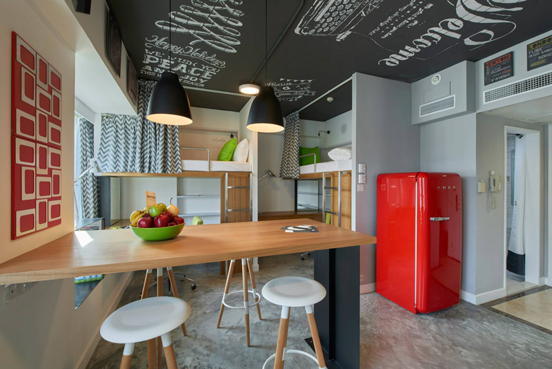 Dise o de interiores peque os lofts hoy lowcost - Ideas diseno de interiores ...