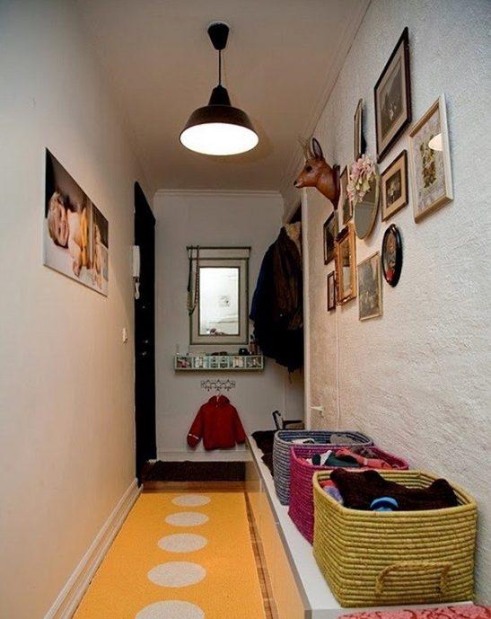 decoraci n pasillos y recibidores consejos de iluminaci n On lamparas pasillo techo