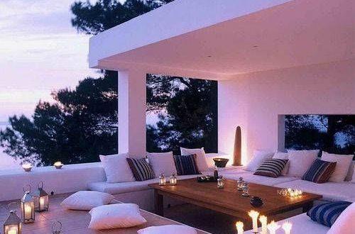 Iluminacion terraza estilo chill out hoy lowcost for Iluminacion terraza