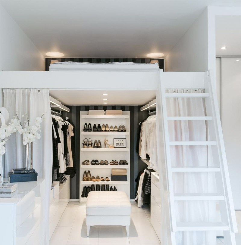 blanco diseño de interiores