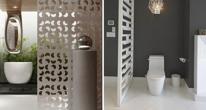 Paneles decorativos y revestimientos para paredes hoy lowcost - Paneles decorativos bano ...