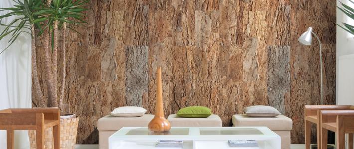 Ideas geniales en revestimiento de paredes hoy lowcost - Paneles de madera para paredes interiores ...
