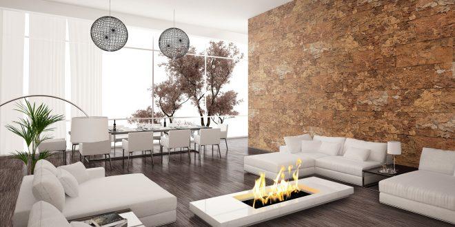 Paneles decorativos paredes estilo minimalista hoy lowcost for Estilos decorativos