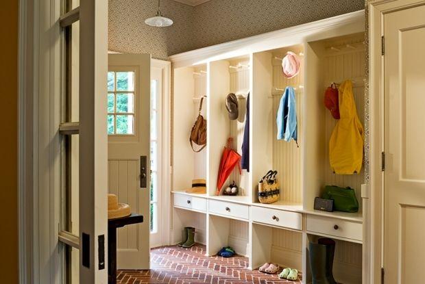 armarios recibidor moderno