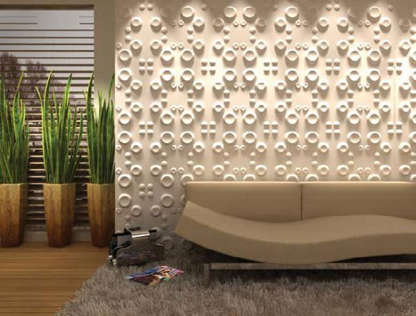 revestimientos de paredes modernos